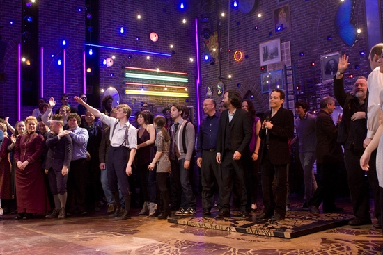 Photo Coverage: SPRING AWAKENING The Final Curtain Call