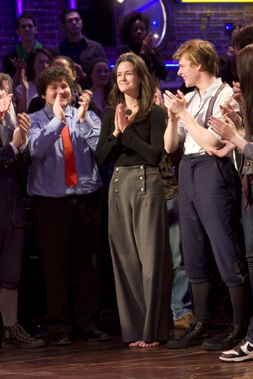 Brian CharLes Johnson, Kimberly Grigsby and Hunter Parrish