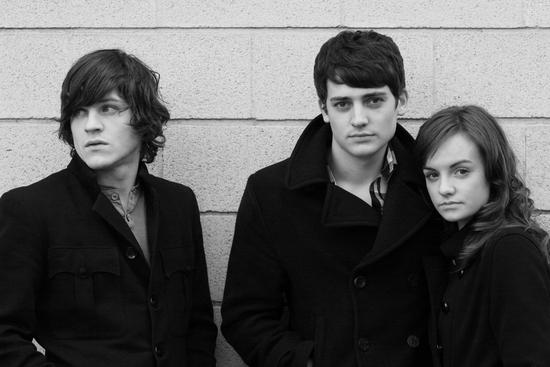 Photo Flash: The London Cast of SPRING AWAKENING