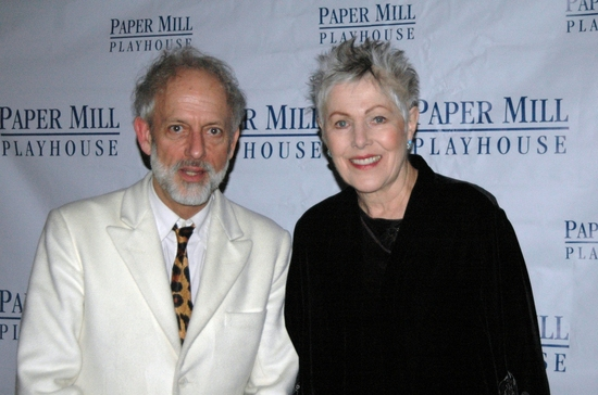David Schweizer (Director) and Lynn Redgrave