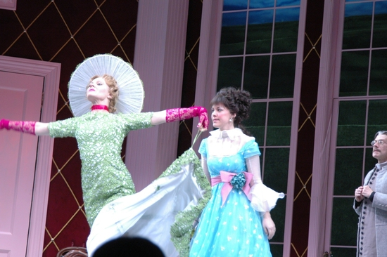 Photo Coverage: THE IMPORTANCE OF BEING EARNEST Opens at Papermill