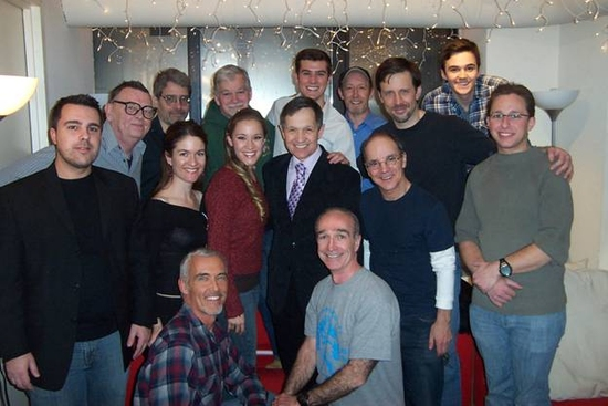 Dennis Kucinich visits The Fantasticks