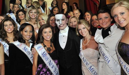Photo Flash: Miss America Night at Vegas 'PHANTOM'