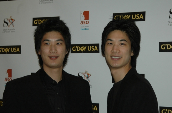 Pei-Jee Ng and Pei-Sian Ng