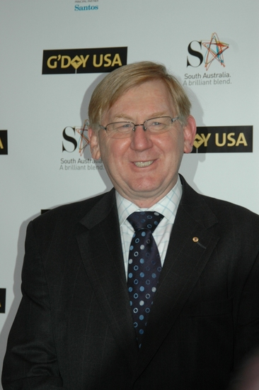 The Hon Martin Ferguson AM< MP Austrlia's Minister for Resource and Energy and Minister for Tourism