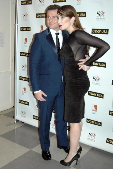 David Campbell and Lisa Campbell