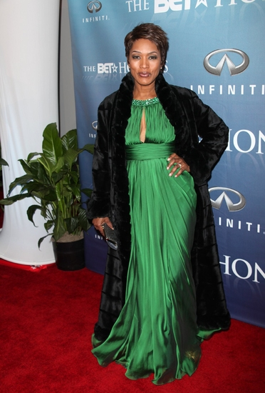 Photo Coverage: BET HONORS - The Arrivals
