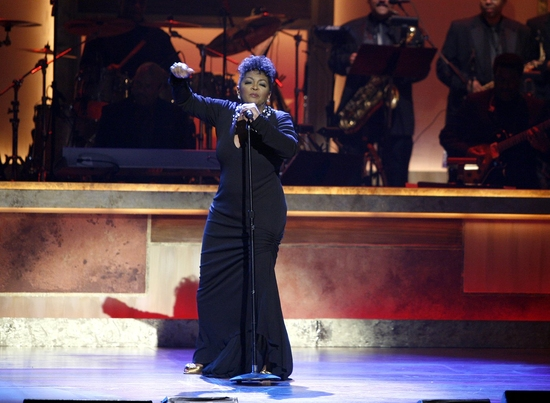 Anita Baker at BET HONORS - The Performances