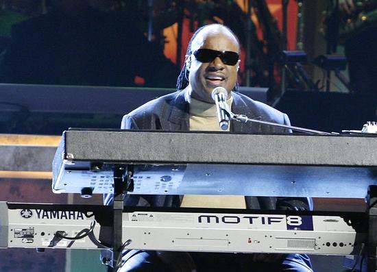 Stevie Wonder Photo