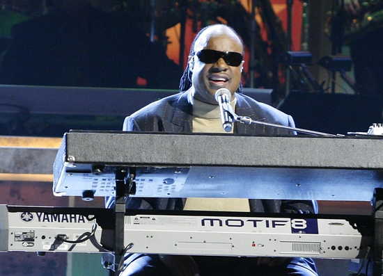 Stevie Wonder Photo