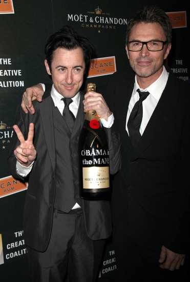 Photo Coverage: The Moet & Chandon Party for The Creative Coalition