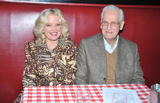 Christine Ebersole and Michael Blakemore Photo