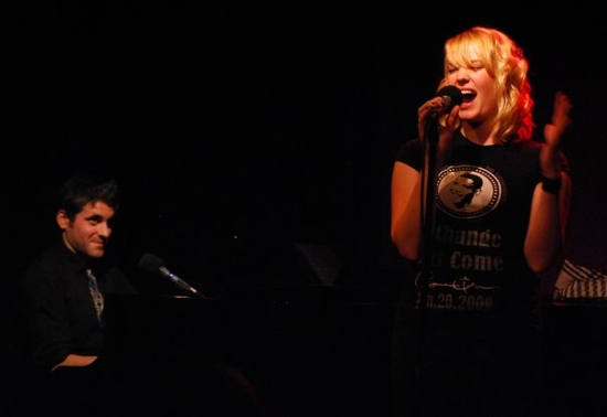 Photo Flash: Broadway Speaks Out: Live At The Duplex