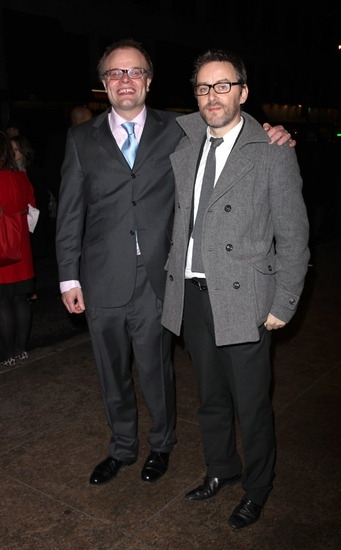 David Grindley and Jonathan Fensom