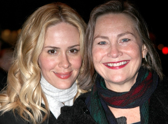 Photo Coverage: THE AMERICAN PLAN - Opening Night Arrivals