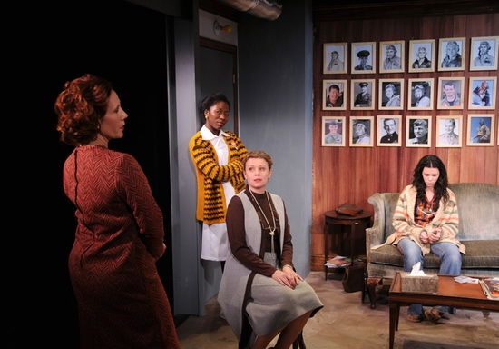 Photo Flash: Roundtable Ensemble Presents SILENT HEROES