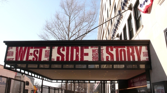 Photo Essay: 'Something's Coming' WEST SIDE STORY Rolls Out to Broadway!