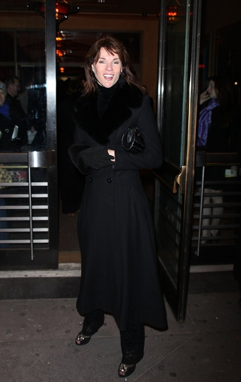 Photo Coverage: HEDDA GABLER Opening Night Arrivals