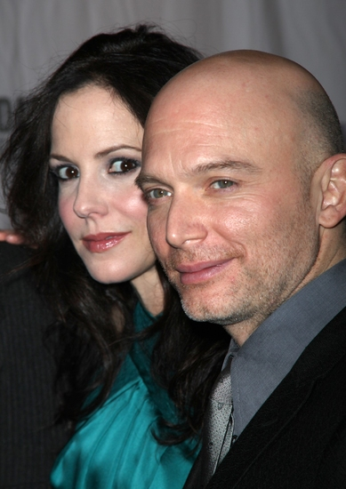 Mary-Louise Parker and Michael Cerveris
