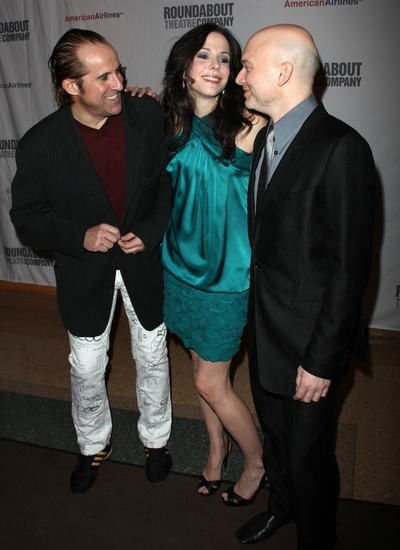 Peter Stormare, Mary-Louise Parker and Michael Cerveris