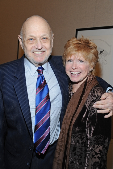 Charles Strouse and Bonnie Franklin