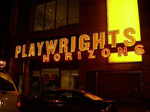 Playwrights Horizons Completes Renovation of '440 Studios' Rehearsal Complex