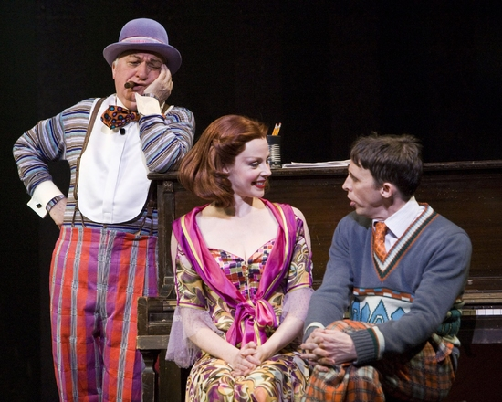 Photo Flash: MINSKY'S at the CTG/Ahmanson Theatre