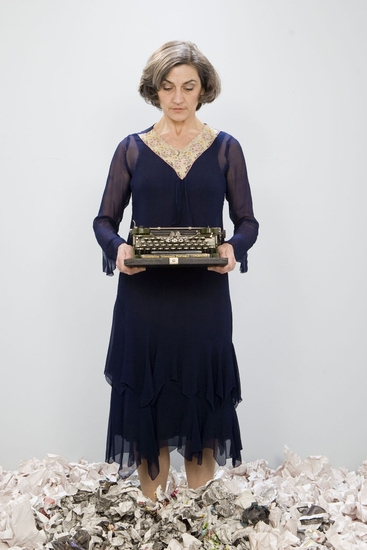 Photo Flash: Masha Obolensky's NOT ENOUGH AIR