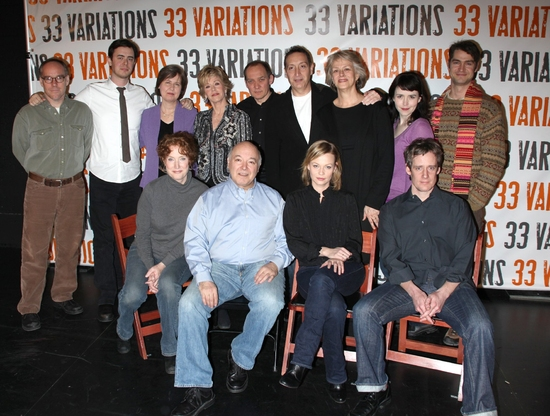Photo Coverage: 33 VARIATIONS Meets the Press!