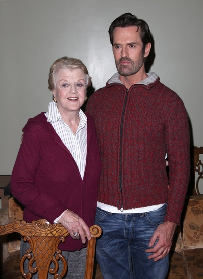 Photo Coverage: 'BLITHE SPIRIT' Meets the Media