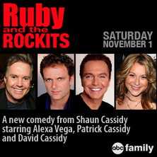 Cassidy Bro's 'Ruby & the Rockits' Set for ABC Family