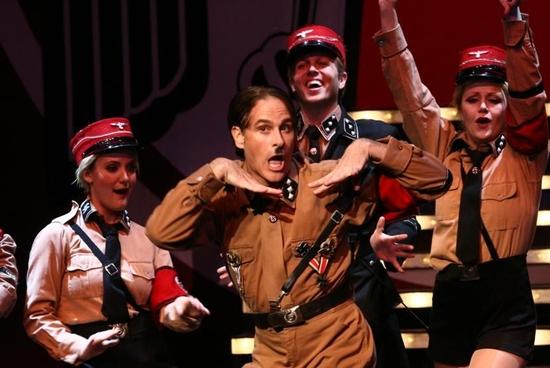 Roger DeBris and Company Perform 'Springtime for Hitler'
