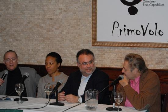 David Rothenberg, Nilaja Sun, Richard Frankel, Joseph Bologna