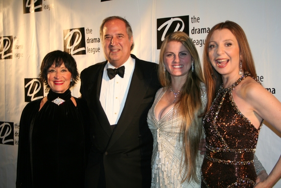 Photo Coverage: Drama League 'A MUSICAL CELEBRATION OF BROADWAY' Gala