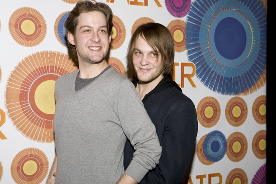 Photo Coverage: HAIR Cast Meets the Press