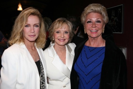 Donna Mills, Florence Henderson, Mitzi Gaynor
