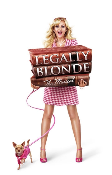 Legally Blonde Book 113