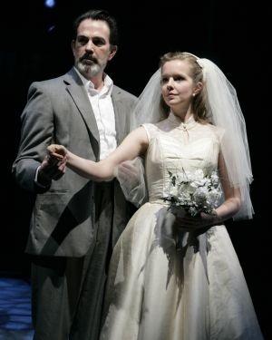 John Feltch and Mary Rasmussen