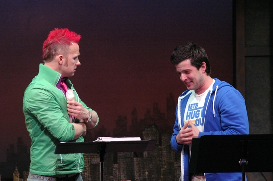 Photo Coverage: The GLSEN ZANNA, DON'T! Benefit Concert