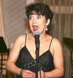Kathy St. George sings You Made Me Love You Photo