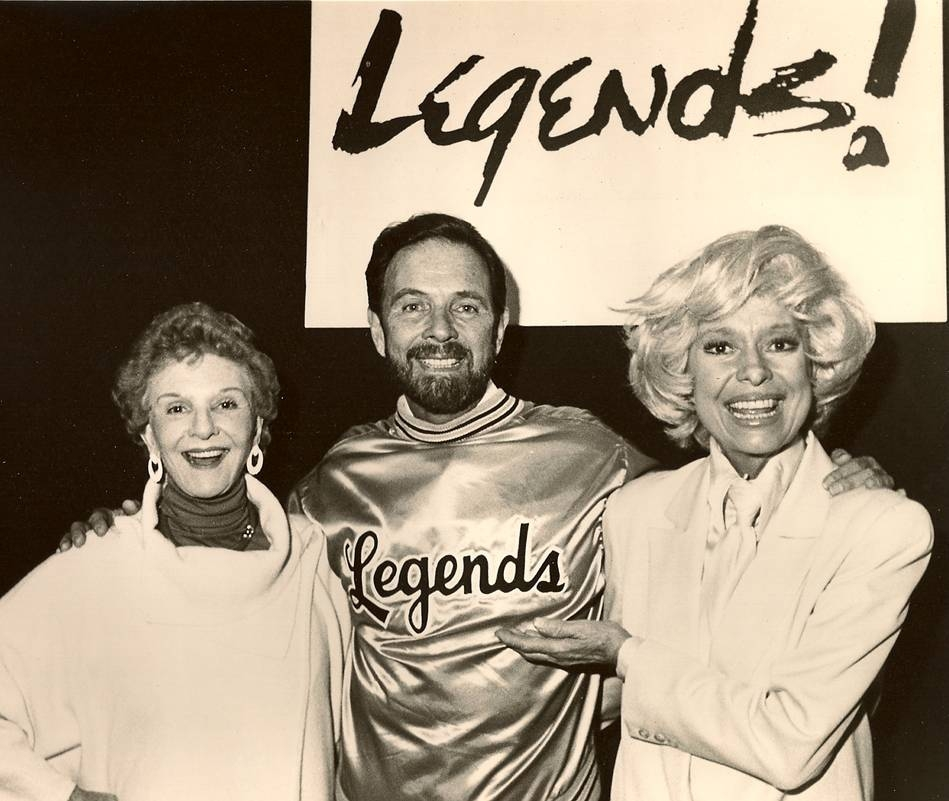 Goldberg, Busch, Lypsinka & Batt Bring Kirkwood's LEGENDS! to Life in One Night Only Benefit Reading 3/23
