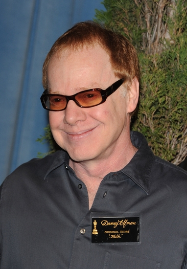 Danny Elfman at 2009 Oscar Nominees Luncheon