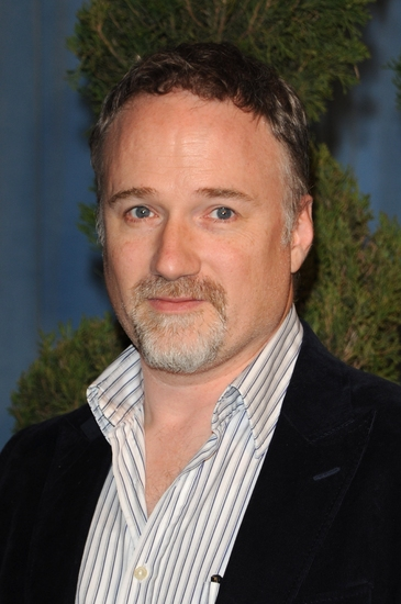 David Fincher at 2009 Oscar Nominees Luncheon