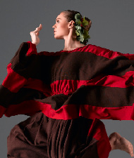 MARTHA GRAHAM DANCE Leaps Into The Skirball Center 5/12-5/16