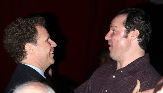 Photo Coverage: 'YOU'RE WELCOME AMERICA' Opening Night Party