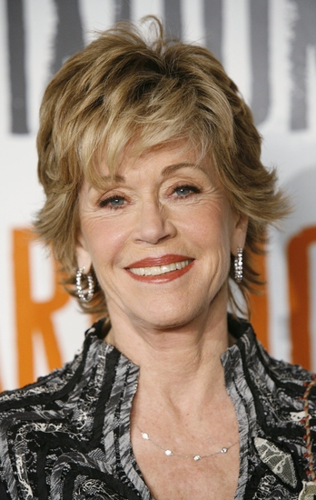 jane fonda hairstyles. of jane fonda continues