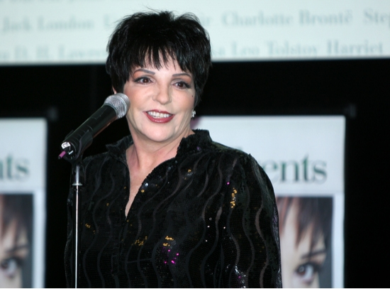 Liza Minnelli to Guest Host SIRIUS XM RADIO SIRIUSLY SINATRA 'PLAYING FAVORITES' 2/9