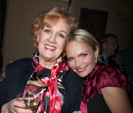 Photo Coverage: Encores! MUSIC IN THE AIR Closing Night Party