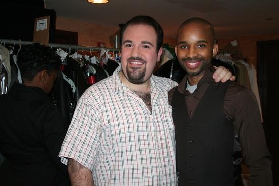 Adam Shapiro and Antuan Raimone