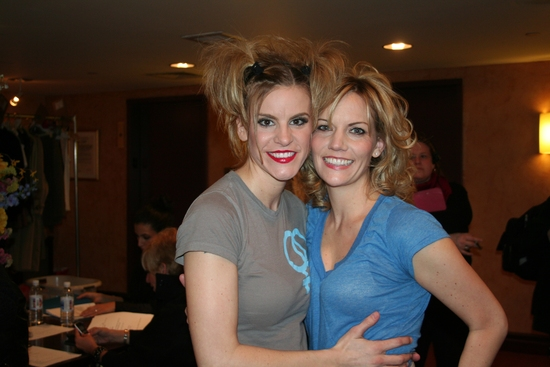 Photo Coverage: BROADWAY BACKWARDS 4 Backstage